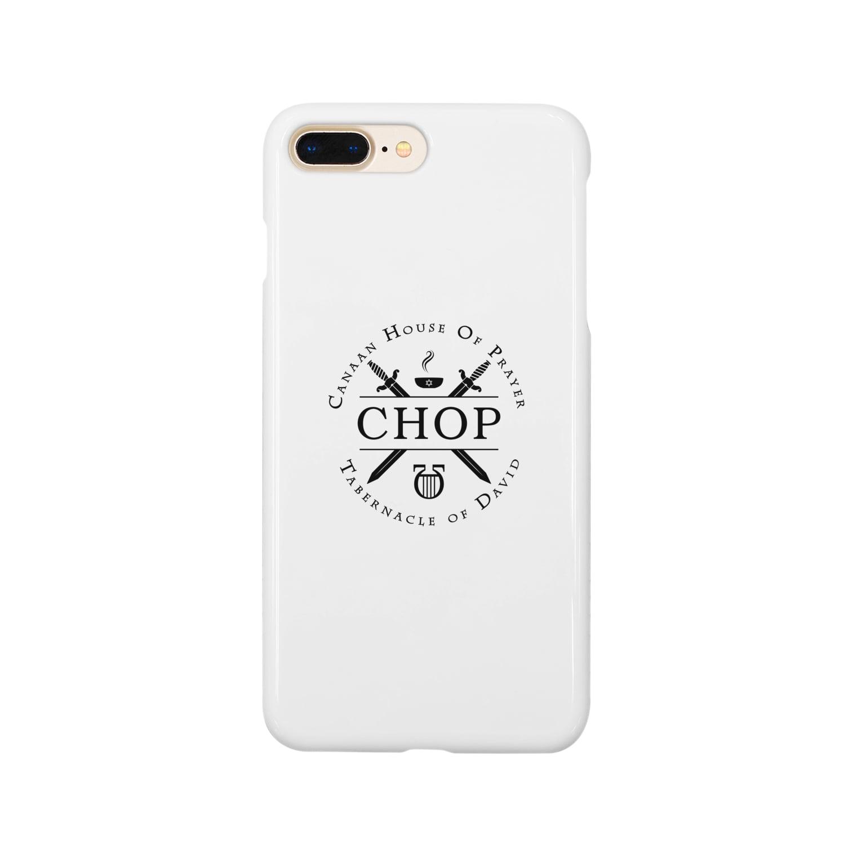 CHOP iPhoneケース